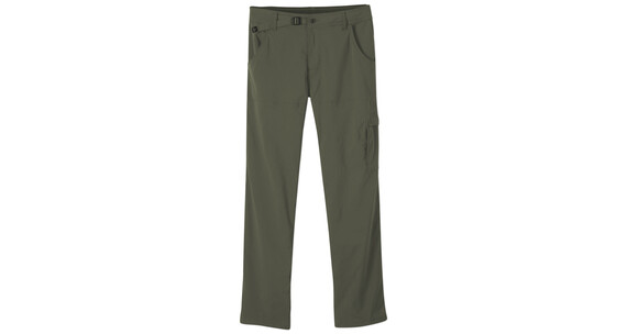 Prana M's Stretch Zion Pant 32'' Inseam Cargo Green